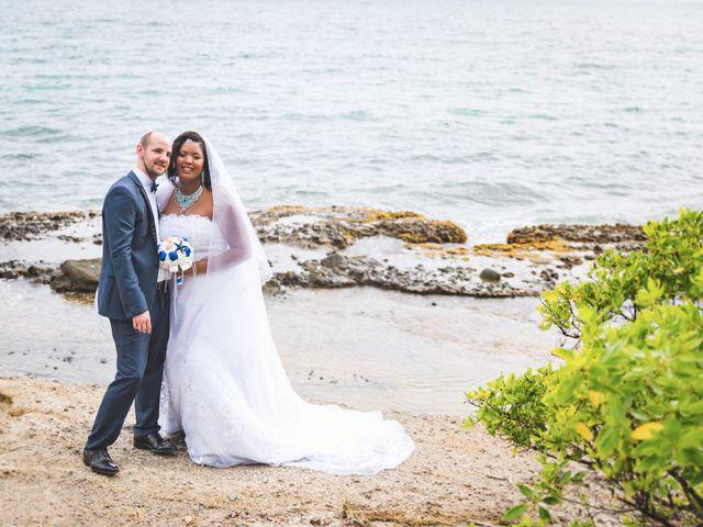 Le mariage de Michael et Katia à Rivière-Pilote, Martinique 5