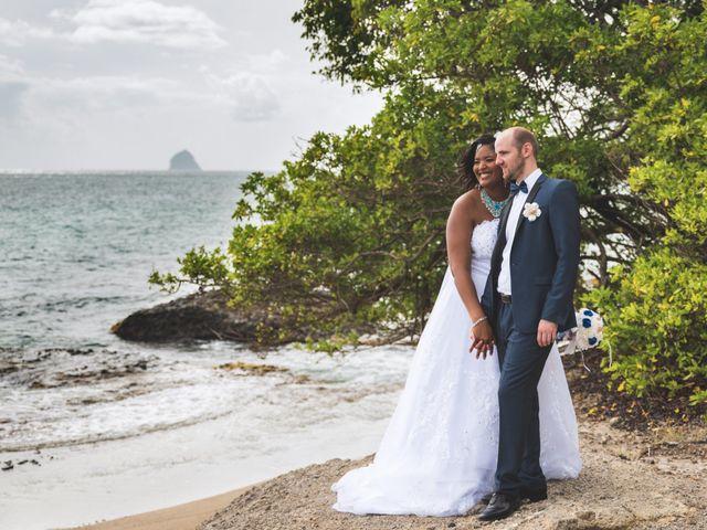 Le mariage de Michael et Katia à Rivière-Pilote, Martinique 6