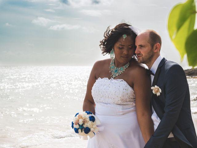 Le mariage de Michael et Katia à Rivière-Pilote, Martinique 1