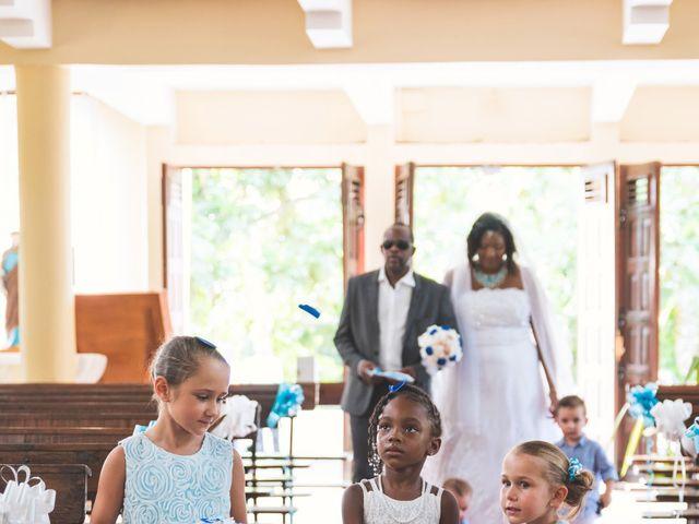 Le mariage de Michael et Katia à Rivière-Pilote, Martinique 10