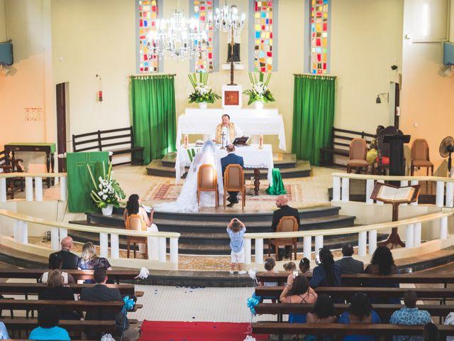 Le mariage de Michael et Katia à Rivière-Pilote, Martinique 11