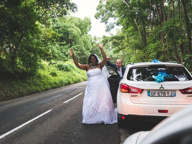 Le mariage de Michael et Katia à Rivière-Pilote, Martinique 18