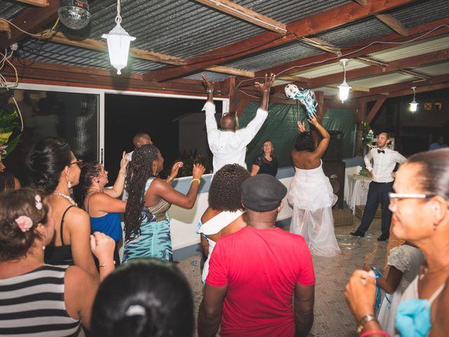 Le mariage de Michael et Katia à Rivière-Pilote, Martinique 23