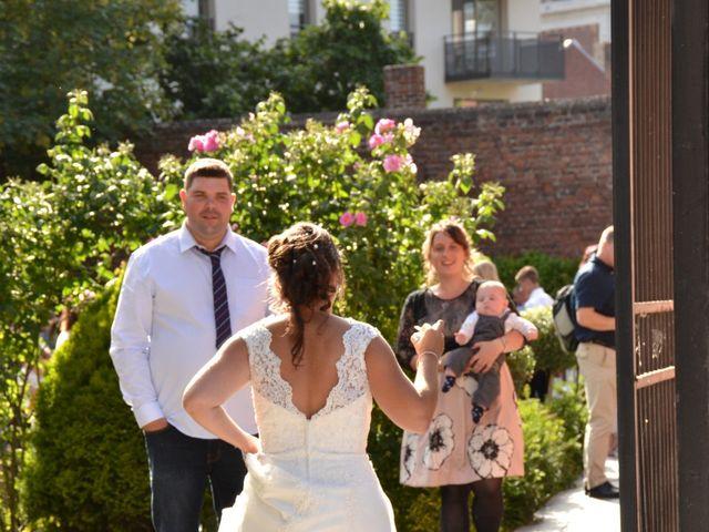 Le mariage de Ludovic et Fanny à Comines, Nord 10
