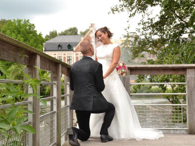 Le mariage de Ludovic et Fanny à Comines, Nord 1