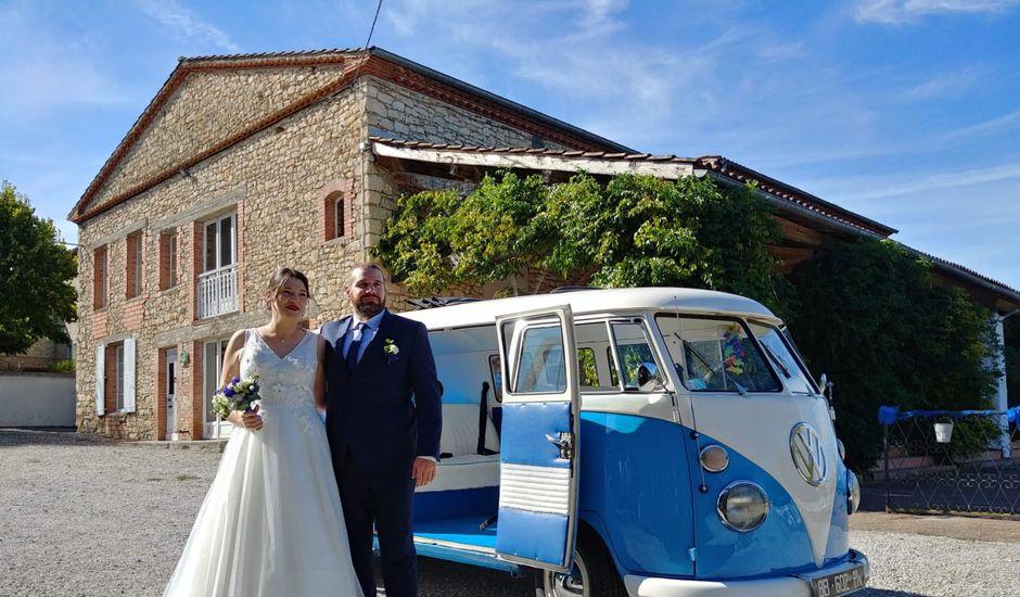 Le mariage de Anthony  et Aurore  à Briatexte, Tarn