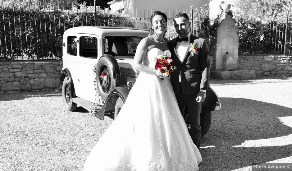 Le mariage de Dimitri et Jennifer à Sorgues, Vaucluse