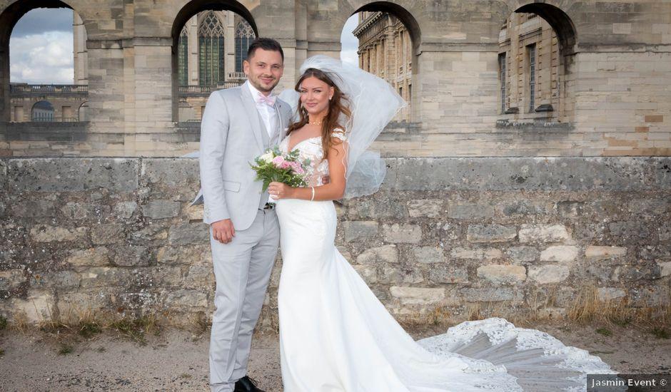 Le mariage de Marc-Alexandre et Mélodie à Longperrier, Seine-et-Marne