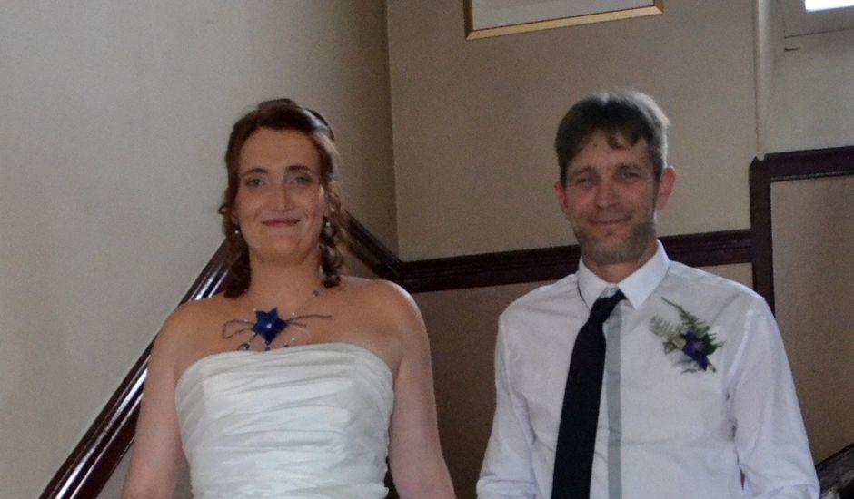 Le mariage de Cédric et Séverine à Montrichard, Loir-et-Cher