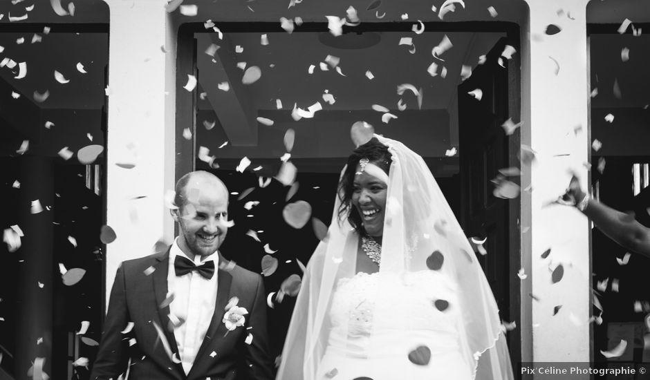 Le mariage de Michael et Katia à Rivière-Pilote, Martinique
