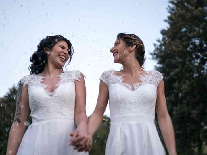 Le mariage de Ketty et Romane