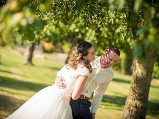 Le mariage de Fanny et Damien
