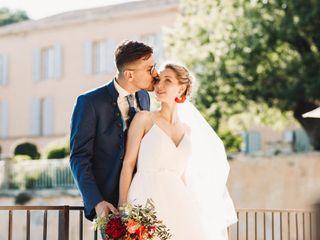 Le mariage de Agathe et Jean-Albert