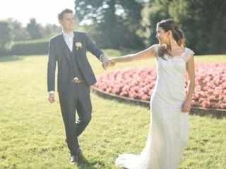 Le mariage de Melina et Raphael