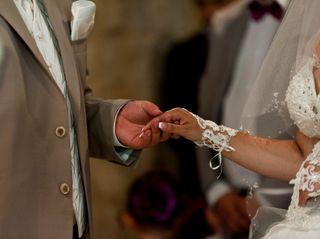 Le mariage de Amandine et Fabien 1