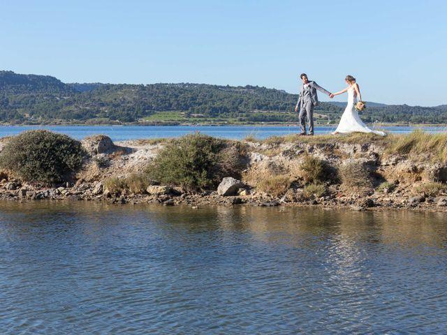 Le mariage de Jérémie et Leslie à Gruissan, Aude 50