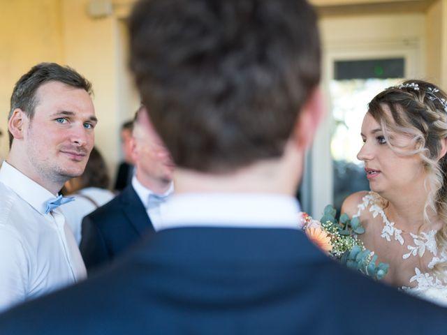 Le mariage de Jérémie et Leslie à Gruissan, Aude 53
