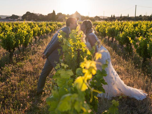 Le mariage de Jérémie et Leslie à Gruissan, Aude 55