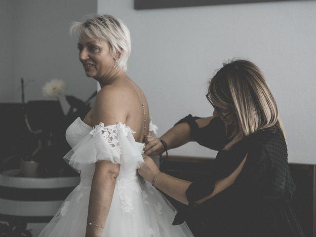 Le mariage de Patrice et Hélène à Aigremont, Yvelines 6