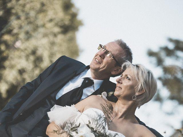 Le mariage de Patrice et Hélène à Aigremont, Yvelines 1