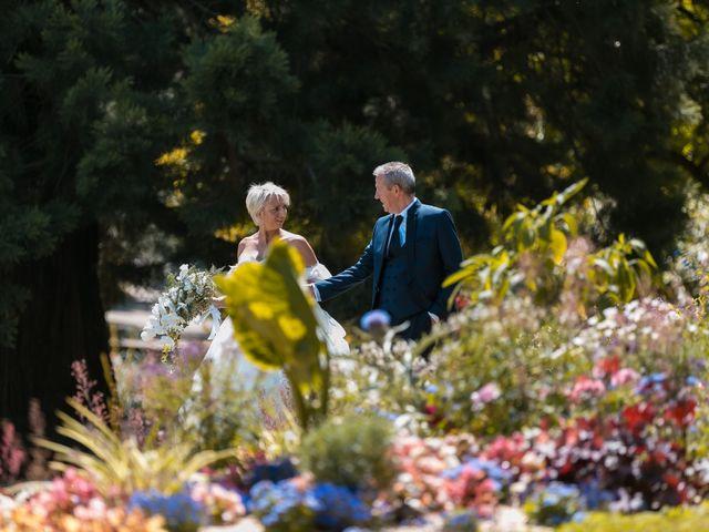 Le mariage de Patrice et Hélène à Aigremont, Yvelines 12