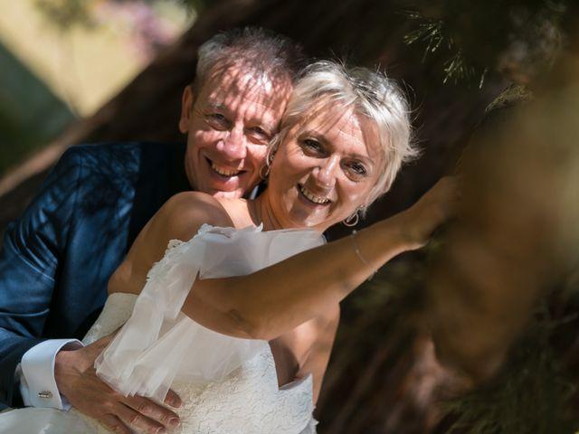 Le mariage de Patrice et Hélène à Aigremont, Yvelines 13