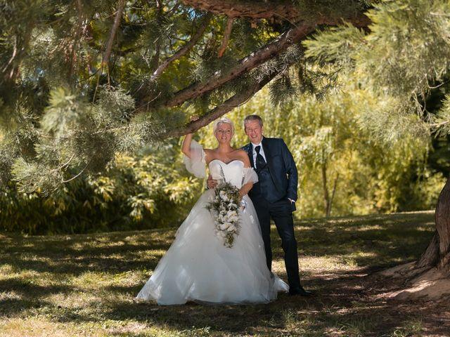 Le mariage de Patrice et Hélène à Aigremont, Yvelines 14