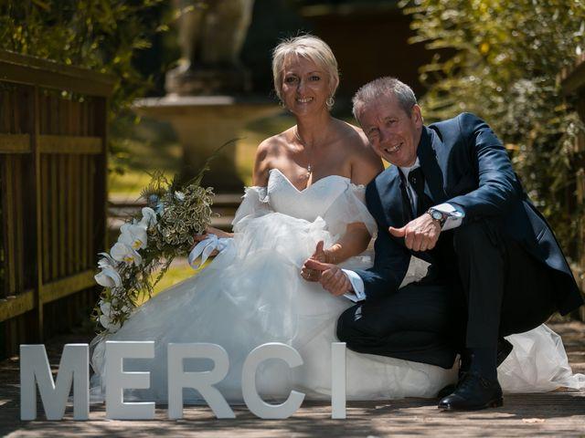 Le mariage de Patrice et Hélène à Aigremont, Yvelines 15