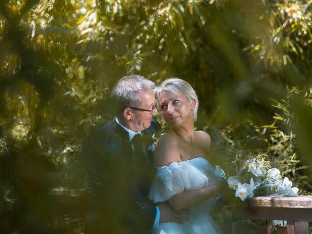 Le mariage de Patrice et Hélène à Aigremont, Yvelines 16