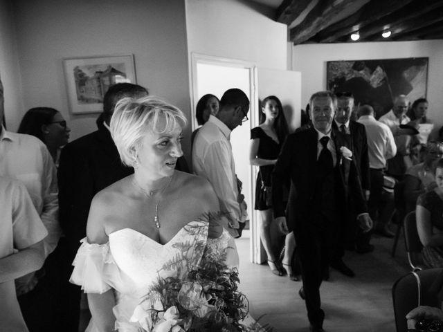 Le mariage de Patrice et Hélène à Aigremont, Yvelines 17