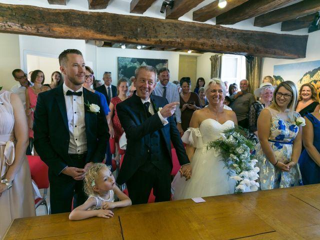 Le mariage de Patrice et Hélène à Aigremont, Yvelines 18