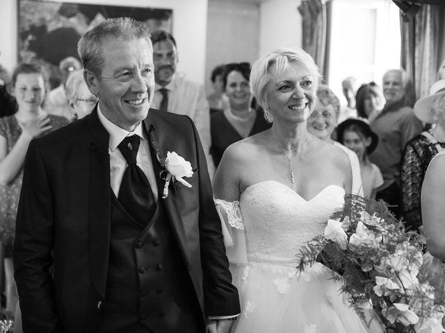 Le mariage de Patrice et Hélène à Aigremont, Yvelines 20