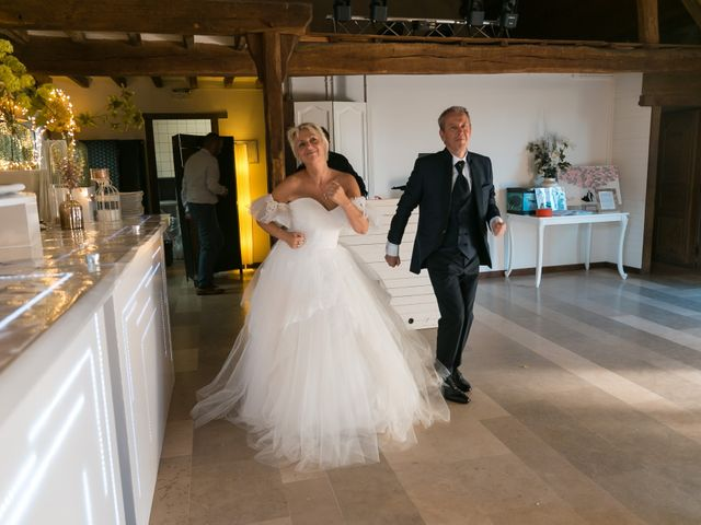 Le mariage de Patrice et Hélène à Aigremont, Yvelines 30