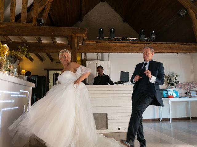 Le mariage de Patrice et Hélène à Aigremont, Yvelines 31