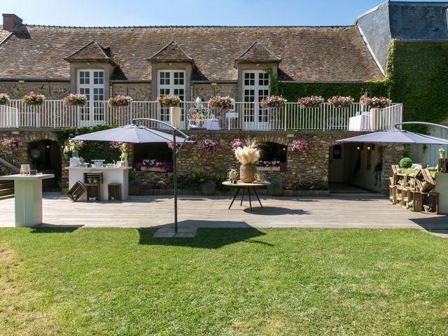 Le mariage de Patrice et Hélène à Aigremont, Yvelines 33