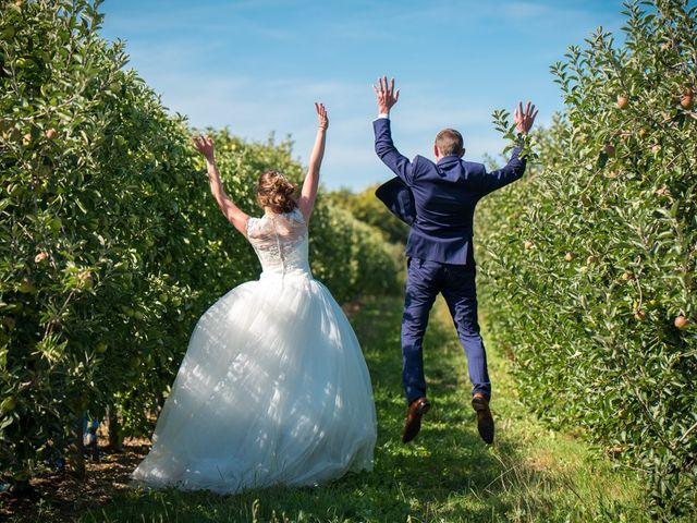 Le mariage de Damien et Fanny à La Couyère, Ille et Vilaine 3