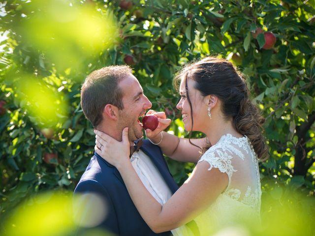Le mariage de Damien et Fanny à La Couyère, Ille et Vilaine 4