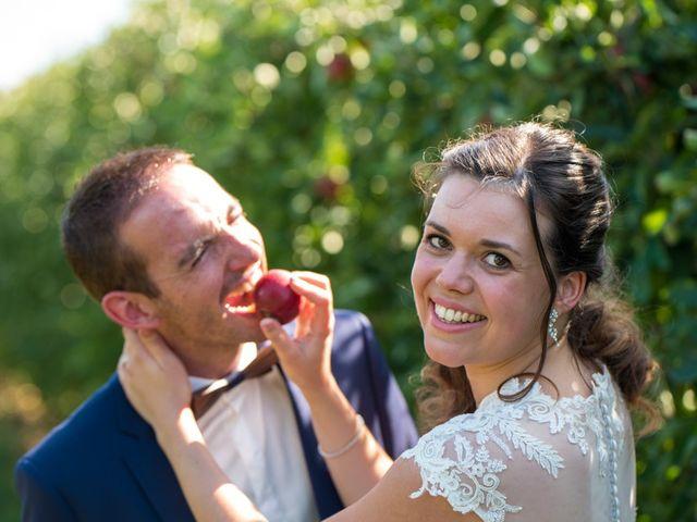 Le mariage de Damien et Fanny à La Couyère, Ille et Vilaine 6