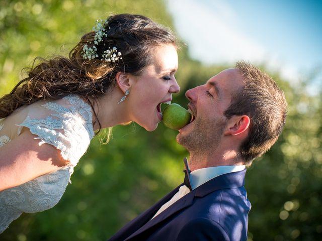 Le mariage de Damien et Fanny à La Couyère, Ille et Vilaine 7