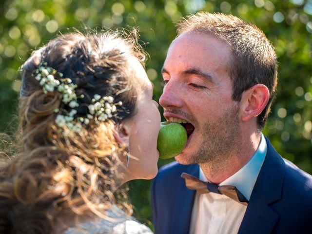 Le mariage de Damien et Fanny à La Couyère, Ille et Vilaine 9