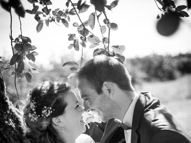 Le mariage de Damien et Fanny à La Couyère, Ille et Vilaine 11