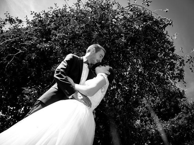 Le mariage de Damien et Fanny à La Couyère, Ille et Vilaine 12