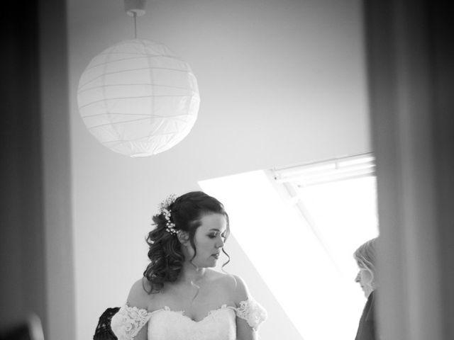 Le mariage de Damien et Fanny à La Couyère, Ille et Vilaine 22
