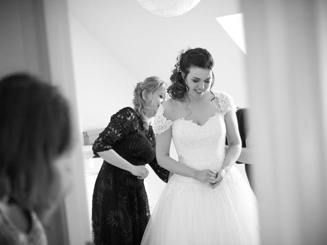 Le mariage de Damien et Fanny à La Couyère, Ille et Vilaine 23
