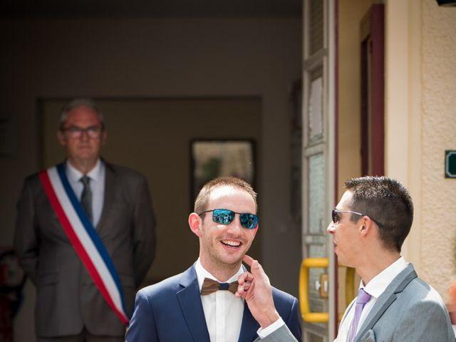 Le mariage de Damien et Fanny à La Couyère, Ille et Vilaine 32