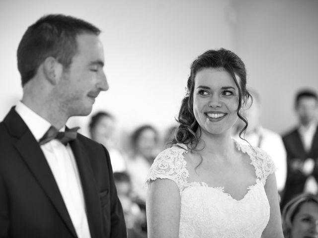 Le mariage de Damien et Fanny à La Couyère, Ille et Vilaine 36