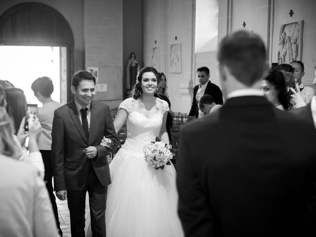 Le mariage de Damien et Fanny à La Couyère, Ille et Vilaine 38