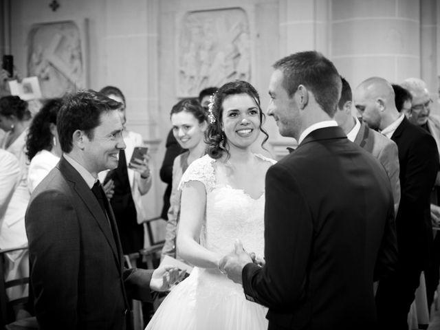 Le mariage de Damien et Fanny à La Couyère, Ille et Vilaine 39