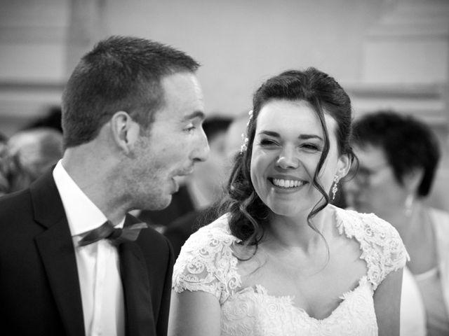 Le mariage de Damien et Fanny à La Couyère, Ille et Vilaine 40