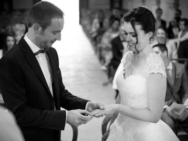 Le mariage de Damien et Fanny à La Couyère, Ille et Vilaine 42
